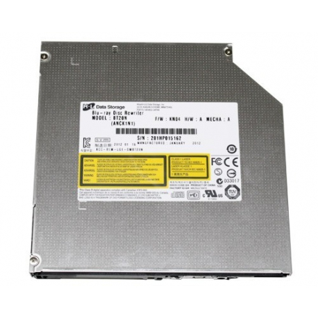 DVD RW Laptop SuperSlim Slot in Sata مکشی