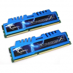 Ram G.Skill Ripjaws X 16GB (2x8GB) 1866MHz CL9 DDR3
