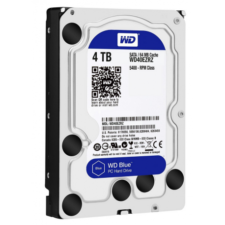Western Digital Blue 4TB Internal HDD 3.5inch