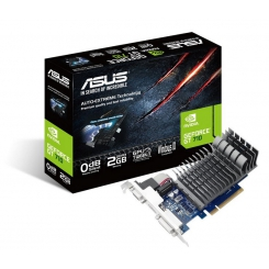 ASUS GeForce GT 710 DDR3 2GB 64Bit