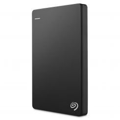 Seagate Backup Plus Slim External Hard Drive - 2TB