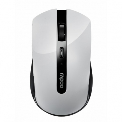 Mouse Wireless 7200P Rapoo White