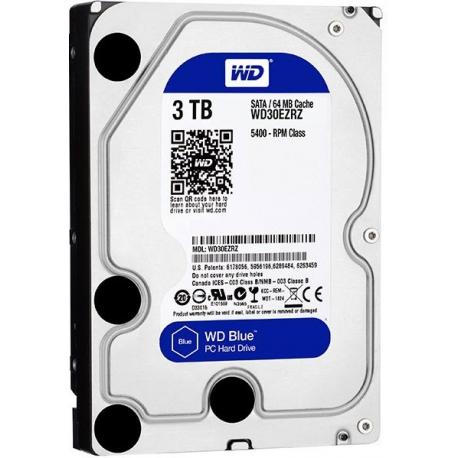 Western Digital Blue 3TB Internal HDD 3.5inch