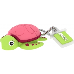 Emtec M335 Turtle Lady 8GB USB 2.0
