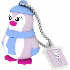 Emtec M336 Penguin Lady 8GB USB 2.0