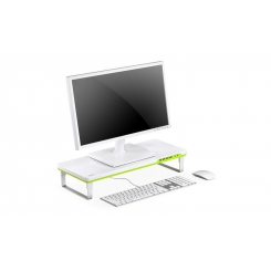 M-DESK F1 Monitor Stand DeepCool Green