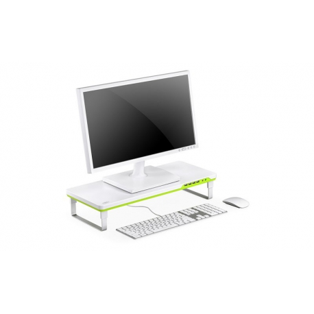 M-DESK F1 Monitor Stand DeepCool Gray