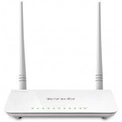 Tenda D301 ADSL2+ Wireless N300 Modem Router