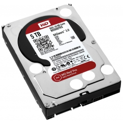 Western Digital Red NAS Hard Drive - 5TB - WD50EFRX