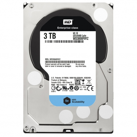 Western Digital SE Edition 2TB 64MB Cache Datacenter Capacity Internal Hard Drive