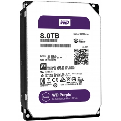 HDD Western Digital Purple 6TB
