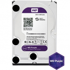 Western Digital NV Purple WD6NPURX - 6TB