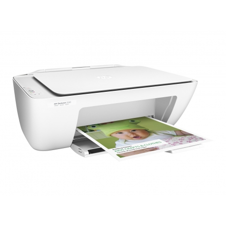HP Deskjet 2130 All-in-One Multifunction Inkjet Color Printer