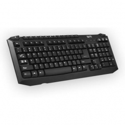 Keyboard TSCO TK-8024 Wired PS2