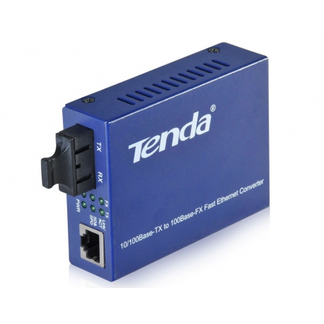 Tenda 10/100 Multi-Mode Media Converter TER850S