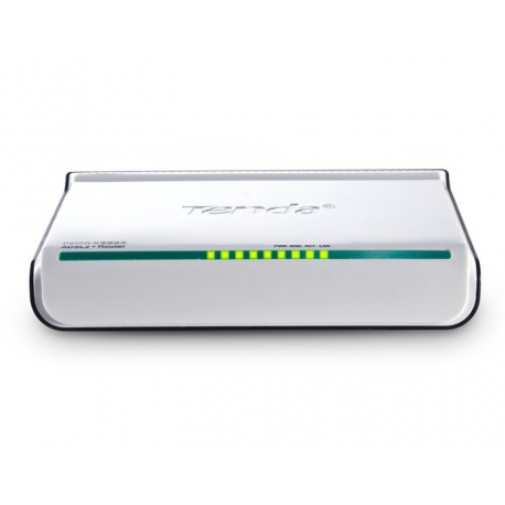 مودم-روتر +ADSL2 و باسیم D820R تندا Tenda D820R ADSL 2+ Modem Router with 1-Port Switch