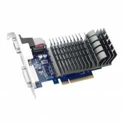 کارت گرافیک 1 گیگ GT710 ایسوس ASUS GT710-1G-SL Graphics Card