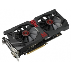 ASUS STRIX-R9380-DC2OC-4GD5-GAMING Radeon R9 380 4GB Graphic Card
