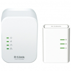 D-Link DHP-W311AV Powerline AV 500 Wireless N Mini Extender