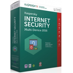 Kaspersky Internet Security New Version 2017 (1User/1Years