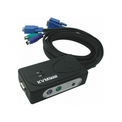 FARANET KVM SWITCH PS2 2PORT
