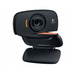 Webcam Logitech B525 HD Offers Fold-and-Go Convenience