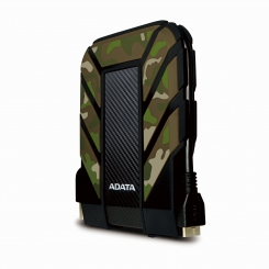 External Hard Drive HD710 - 2TB Camouflage