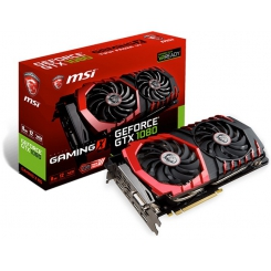 MSI GeForce GTX 1080 GAMING X 8G GDDR5X