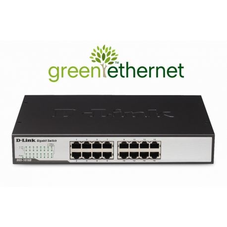 SWITCH 16 PORT DGS-1016D D-Link