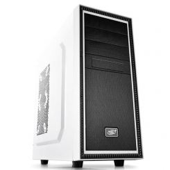 Case DeepCool TESSERACT WH White
