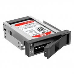 رک هارد SSD و هارد 3.5 اینچ HDD Mobile Rack ORICO 1106SS