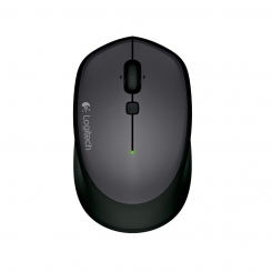 موس بی سیم M335 لاجیتک Logitech M335 Wireless Mouse - Black
