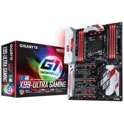 Motherboard GIGABYTE GA-X99-Ultra Gaming Intel LGA 2011-v3