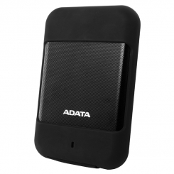 ADATA HD700 External Hard Drive - 1TB - Black