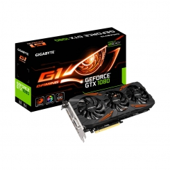 GIGABYTE GV-N1080G1 GAMING-8GD Graphic Card 8GB 256-Bit GDDR5