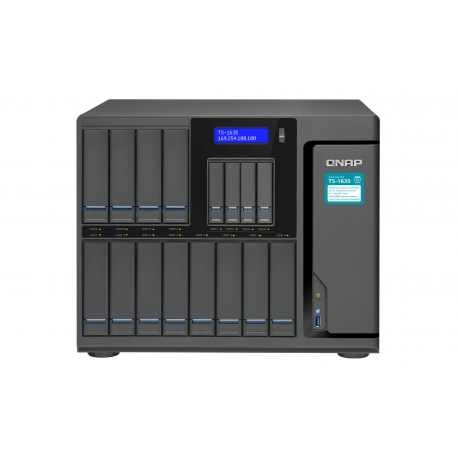 هارد تحت شبکه TS-1635 کیونپ Qnap TS-1635 - Alpine AL-514 quad-core 1.7 GHz - 4GB - NAS - Diskless