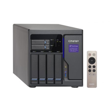 هارد تحت شبکه TVS-682 کیونپ Qnap TVS-682 - Intel® Core™ i3-6100 3.7 GHz - 8GB - NAS - Diskless