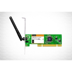 کارت شبکه PCI Express بی‌سیم W311P تندا Tenda W311P Wireless N150 PCI Express Adapter