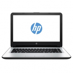 "HP Laptop AC105- 14"" - Intel Core i5 - 6GB RAM - 3G - 1TB - WHITE"