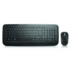 Farassoo Wireless Keyboard and Mouse Multimedia & internet FCM-8220