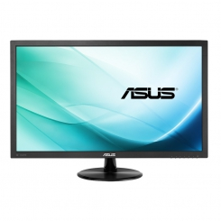 "Monitor ASUS VP247H 23.6"" HDMI Widescreen LED Backlight"