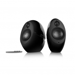 اسپیکر بلوتوثی 74 واتی Luna Eclipse E25 HD ادیفایر Edifier Speaker Luna Eclipse E25 HD Bluetooth - 74 Watt - Black