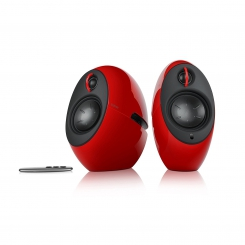 Edifier Speaker Luna Eclipse E25 HD Bluetooth - 74 Watt - Red