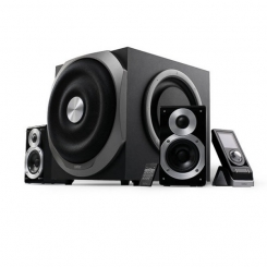 اسپیکر 3 تکه 300 واتی S730 ادیفایر Edifier Speaker S730 Multimedia Audio - 300 Watt - Black
