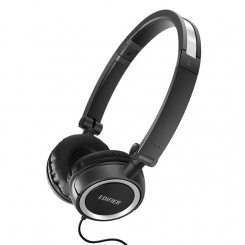 هدفون با سیم H650 ادیفایر Edifier Headphone H650 Over-the-ear Hi-Fi Stereo Headphone - Black