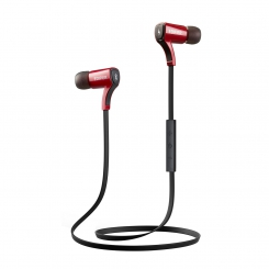 Edifier Headset W288BT Lightweight Bluetooth Earphone - Red