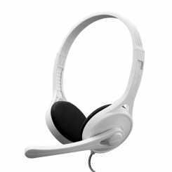 Edifier Headset K550 On-Ear Multimedia - White