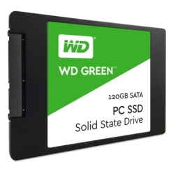 Western Digital Green PC SSD - Solid State Drive - 120GB