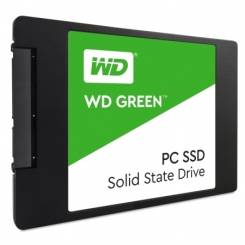 Western Digital Green PC SSD - Solid State Drive - 240GB