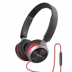 Edifier Headset M710 On-Ear Portable Multimedia - Stealth-Red
